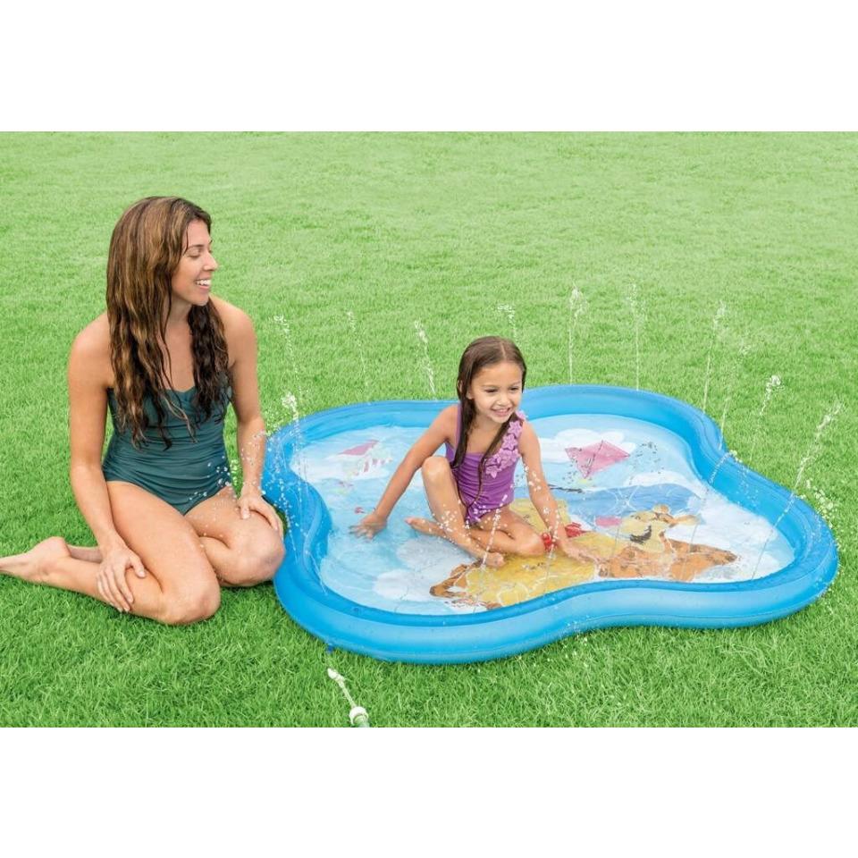 Obrázek 1 produktu Intex 58433 Bazén dětský Medvídek Pú se sprškou