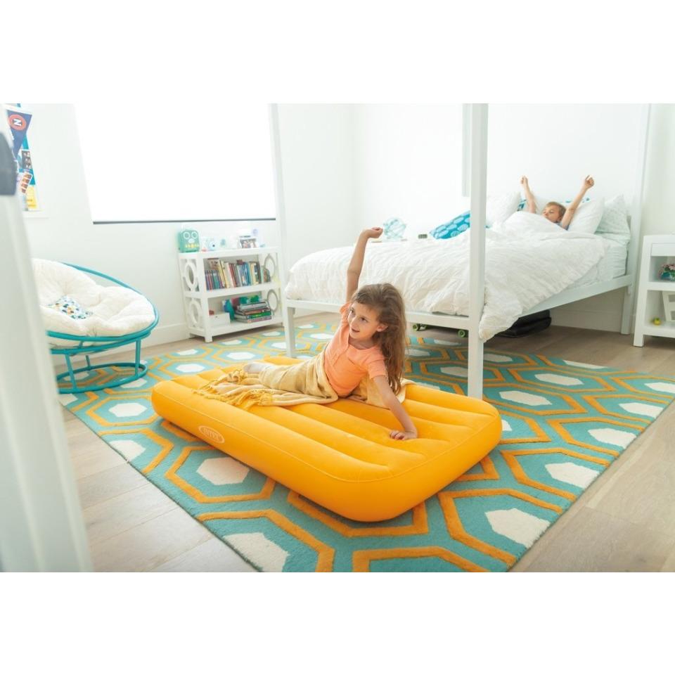 Obrázek 1 produktu Intex 66803 Nafukovací postel dětská oranžová