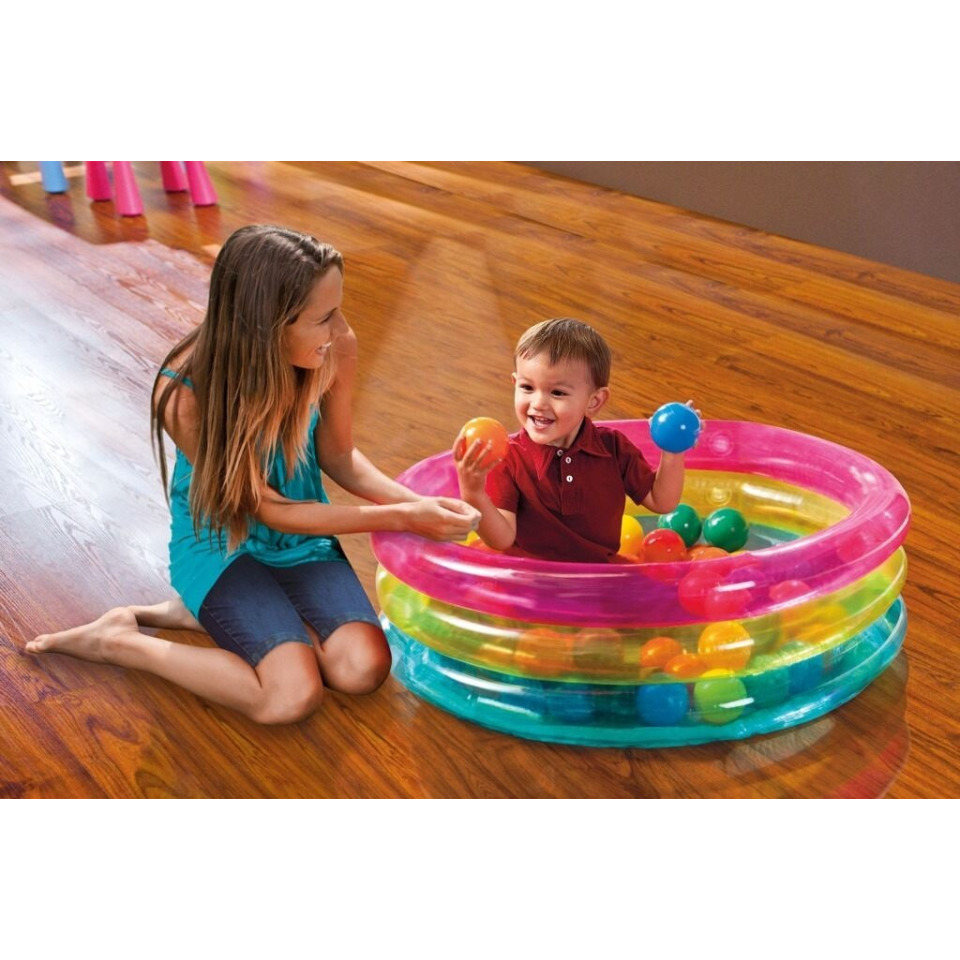 Obrázek 1 produktu Intex 48674 Bazén s míčky