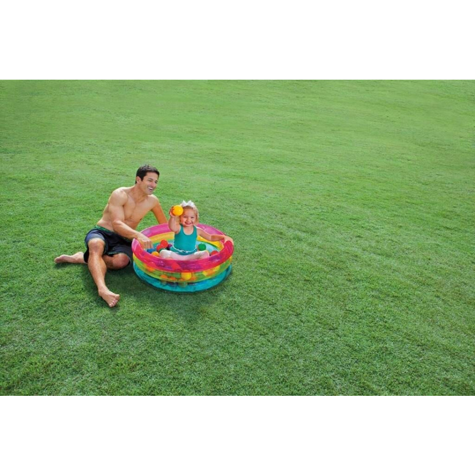 Obrázek 2 produktu Intex 48674 Bazén s míčky