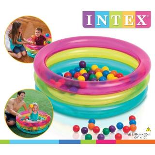 Obrázek 4 produktu Intex 48674 Bazén s míčky