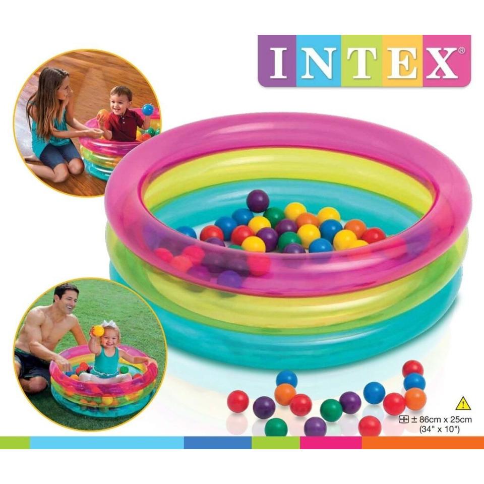Obrázek 3 produktu Intex 48674 Bazén s míčky