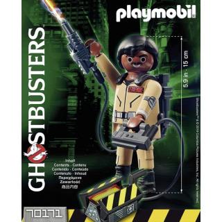 Obrázek 2 produktu Playmobil 70171 Ghostbusters sběratelská figurka W. Zeddemore 15cm