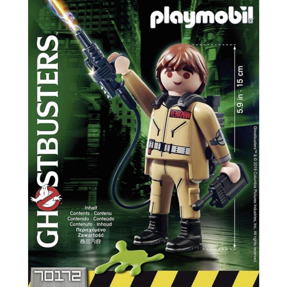 Obrázek 1 produktu Playmobil 70172 Ghostbusters sběratelská figurka P. Venkman 15cm
