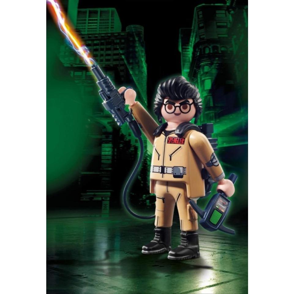 Obrázek 1 produktu Playmobil 70173 Ghostbusters sběratelská figurka E. Spengler 15cm