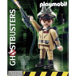 Obrázek 2 produktu Playmobil 70174 Ghostbusters sběratelská figurka R. Stantz 15cm