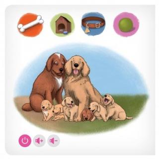 Obrázek 3 produktu Albi Kouzelné čtení Minikniha - Domácí Zvířátka