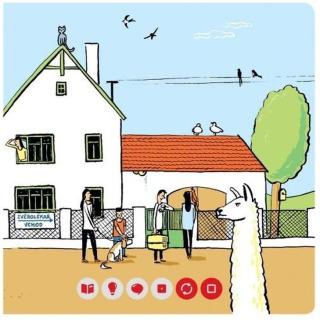 Obrázek 3 produktu Albi Kouzelné čtení Minikniha - Zvěrolékař