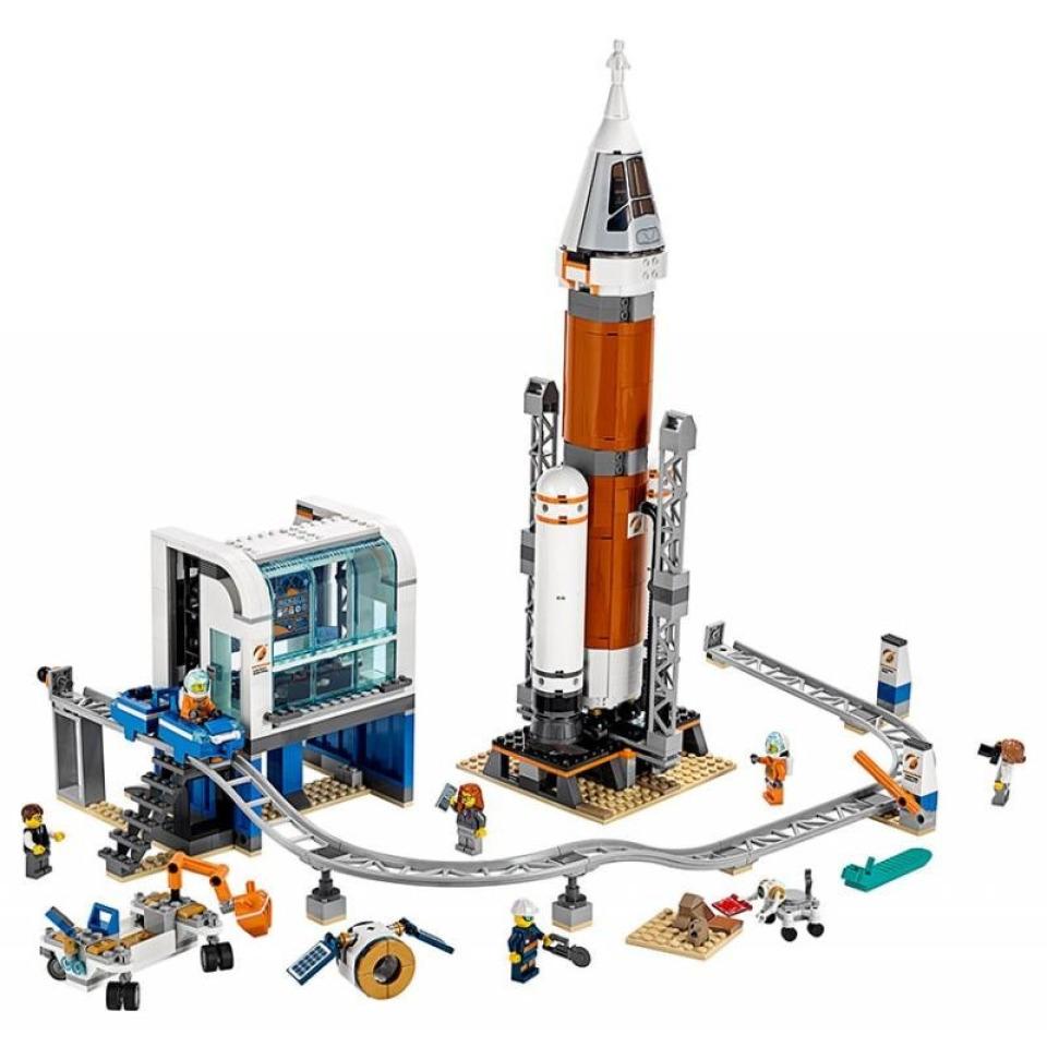 Obrázek 2 produktu LEGO CITY 60228 Start vesmírné rakety