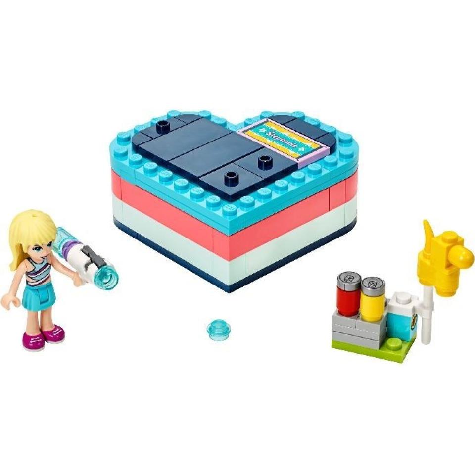 Obrázek 2 produktu LEGO Friends 41386 Stephanie a letní srdcová krabička