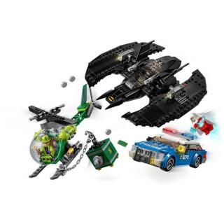 Obrázek 4 produktu LEGO Super Heroes 76120 Batmanovo letadlo a Hádankářova krádež