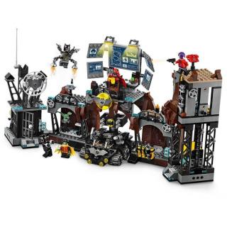 Obrázek 5 produktu LEGO Super Heroes 76122 Clayface™ útočí na Batmanovu jeskyni