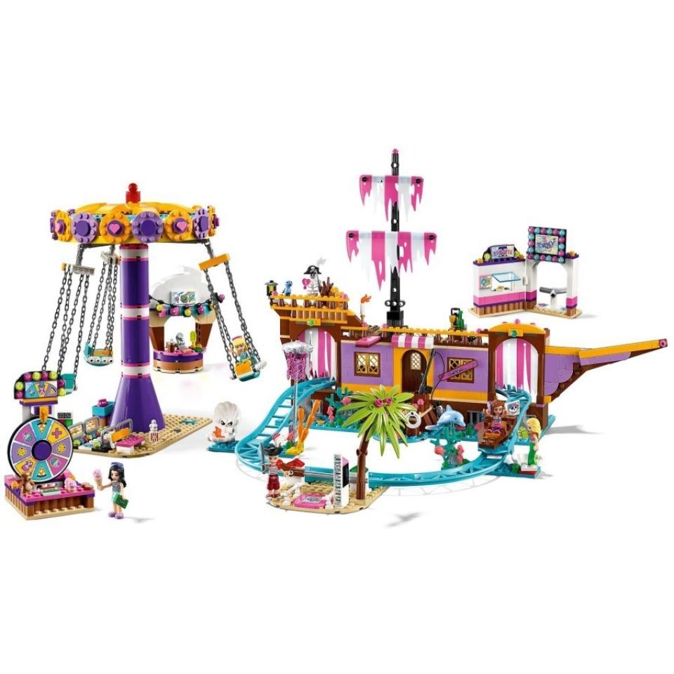 Obrázek 1 produktu LEGO Friends 41375 Zábavný park na molu
