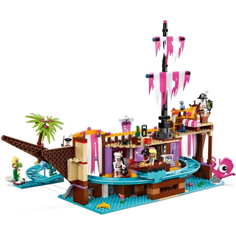Obrázek 2 produktu LEGO Friends 41375 Zábavný park na molu