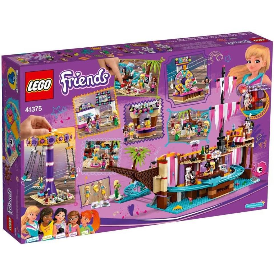 Obrázek 3 produktu LEGO Friends 41375 Zábavný park na molu