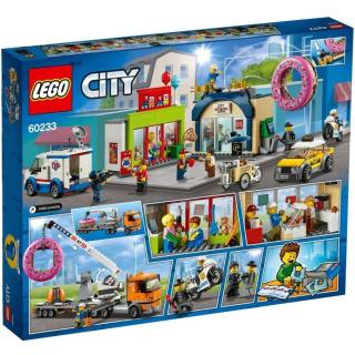 Obrázek 3 produktu LEGO CITY 60233 Otevření obchodu s koblihami