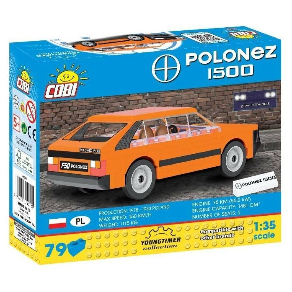 Obrázek 3 produktu Cobi 24532 Youngtimer – FSO Polonez 1500