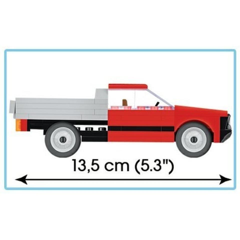 Obrázek 3 produktu Cobi 24535 Youngtimer – FSO Polonez TRUCK 1,5