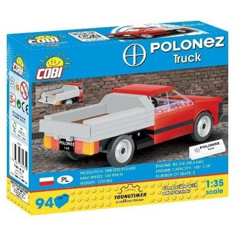Obrázek 4 produktu Cobi 24535 Youngtimer – FSO Polonez TRUCK 1,5