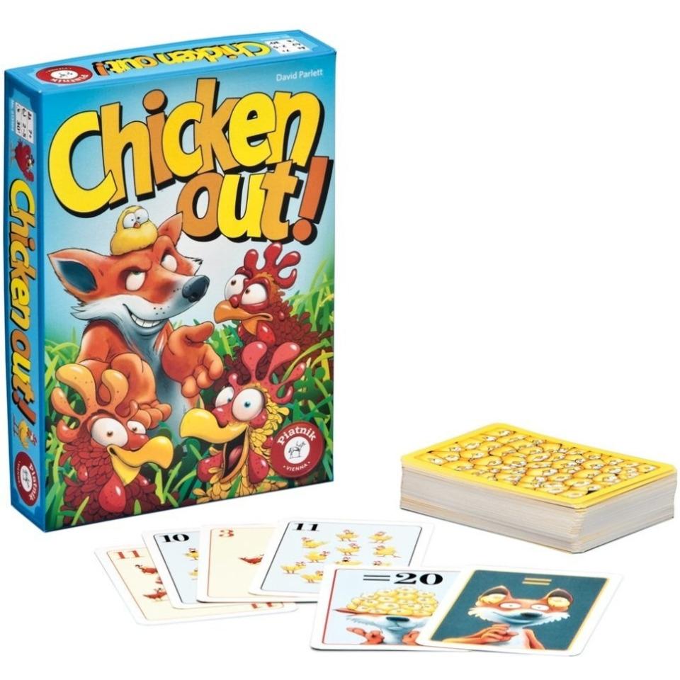 Obrázek 1 produktu Piatnik Chicken out!