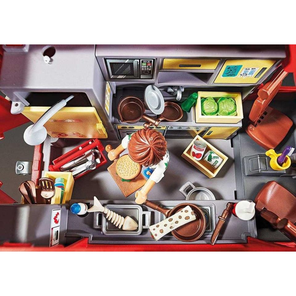 Obrázek 2 produktu Playmobil 70075 THE MOVIE Delův Food Truck