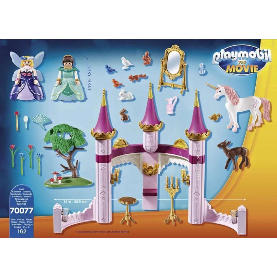 Obrázek 3 produktu Playmobil 70077 THE MOVIE Marla v pohádkovém zámku