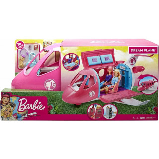 Obrázek 2 produktu Mattel Barbie Letadlo snů, GDG76