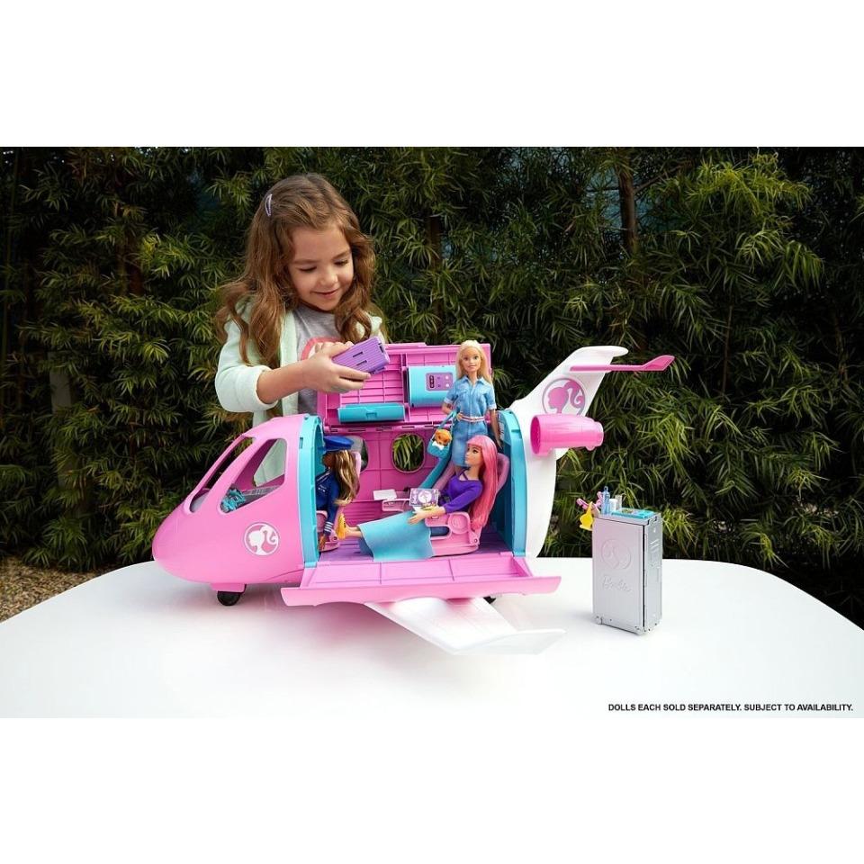 Obrázek 3 produktu Mattel Barbie Letadlo snů, GDG76