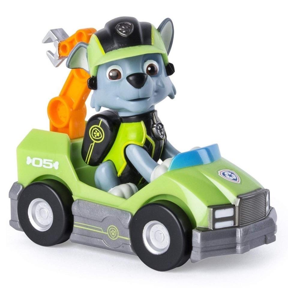 Obrázek 2 produktu Tlapková patrola Mise Rocky v opravářském vozidle