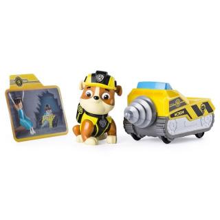 Obrázek 2 produktu Tlapková patrola Mise Rubble a důlní mini vozidlo
