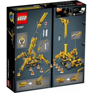 Obrázek 2 produktu LEGO TECHNIC 42097 Kompaktní pásový jeřáb