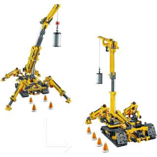 Obrázek 5 produktu LEGO TECHNIC 42097 Kompaktní pásový jeřáb
