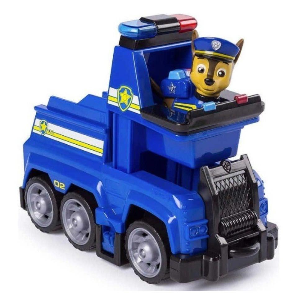 Obrázek 1 produktu Tlapková patrola Chase a policejní vozidlo 06852