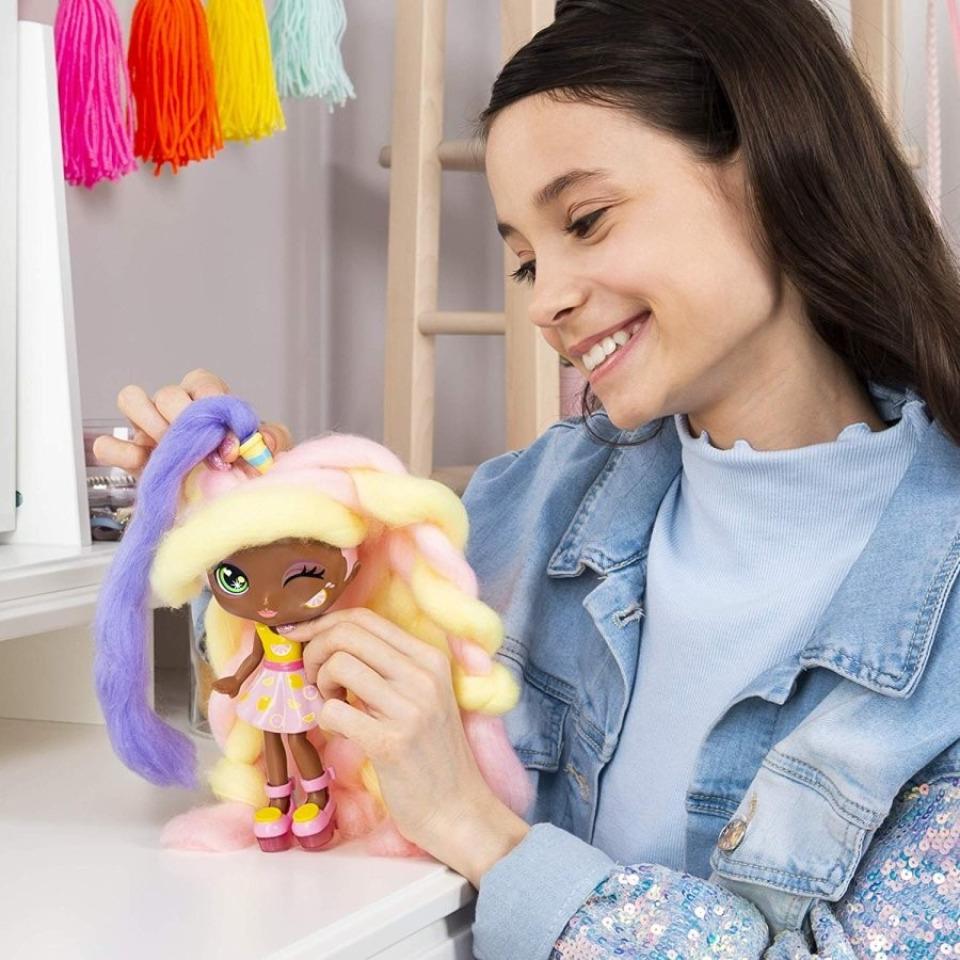 Obrázek 3 produktu CANDYLOCKS Cukrová panenka velká s vůní citrus