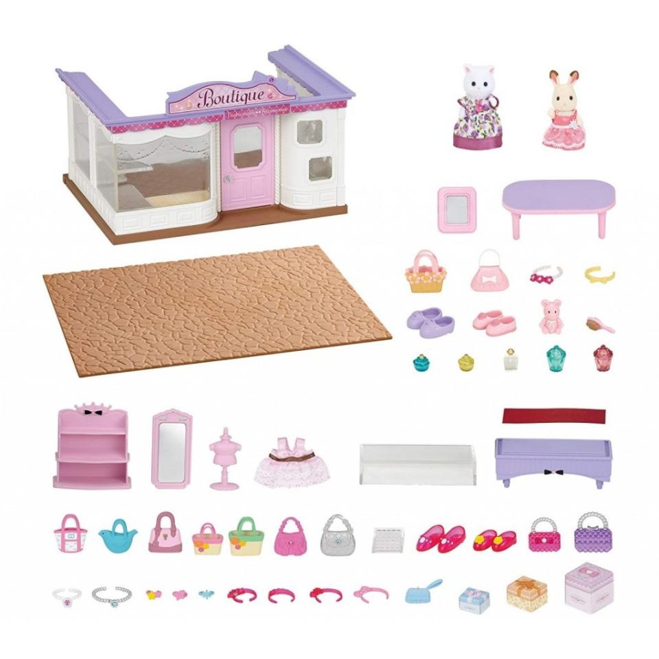 Obrázek 2 produktu Sylvanian Families 5245 Dárkový set - Butik s příslušenstvím