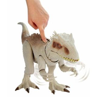 Obrázek 3 produktu Mattel Jurský svět INDOMINUS REX 60cm, světlo, zvuk