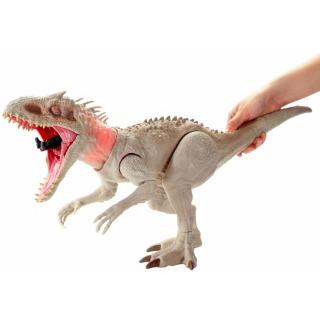 Obrázek 5 produktu Mattel Jurský svět INDOMINUS REX 60cm, světlo, zvuk