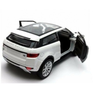 Obrázek 2 produktu Kovový model 1:34 Range Rover Evoque bílý