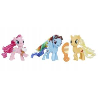 Obrázek 2 produktu MLP My Little Pony Sada 3 poníků, Hasbro E0170