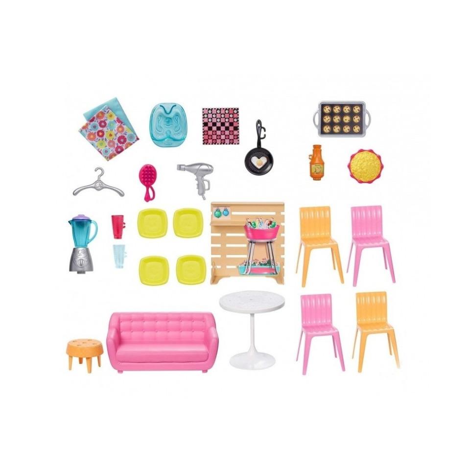 Obrázek 2 produktu Mattel Barbie Dům v Malibu, FXG57