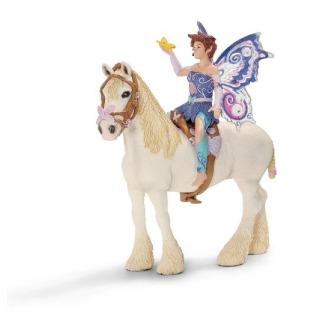 Obrázek 3 produktu Schleich 42108 Bayla Postroj na koně + víla Limeya
