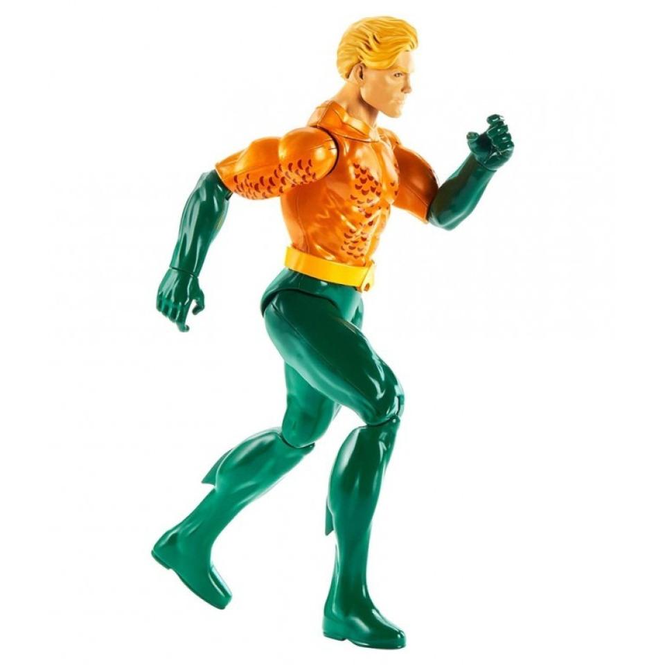Obrázek 1 produktu Aquaman True Moves AQUAMAN 30cm, Mattel GDT52