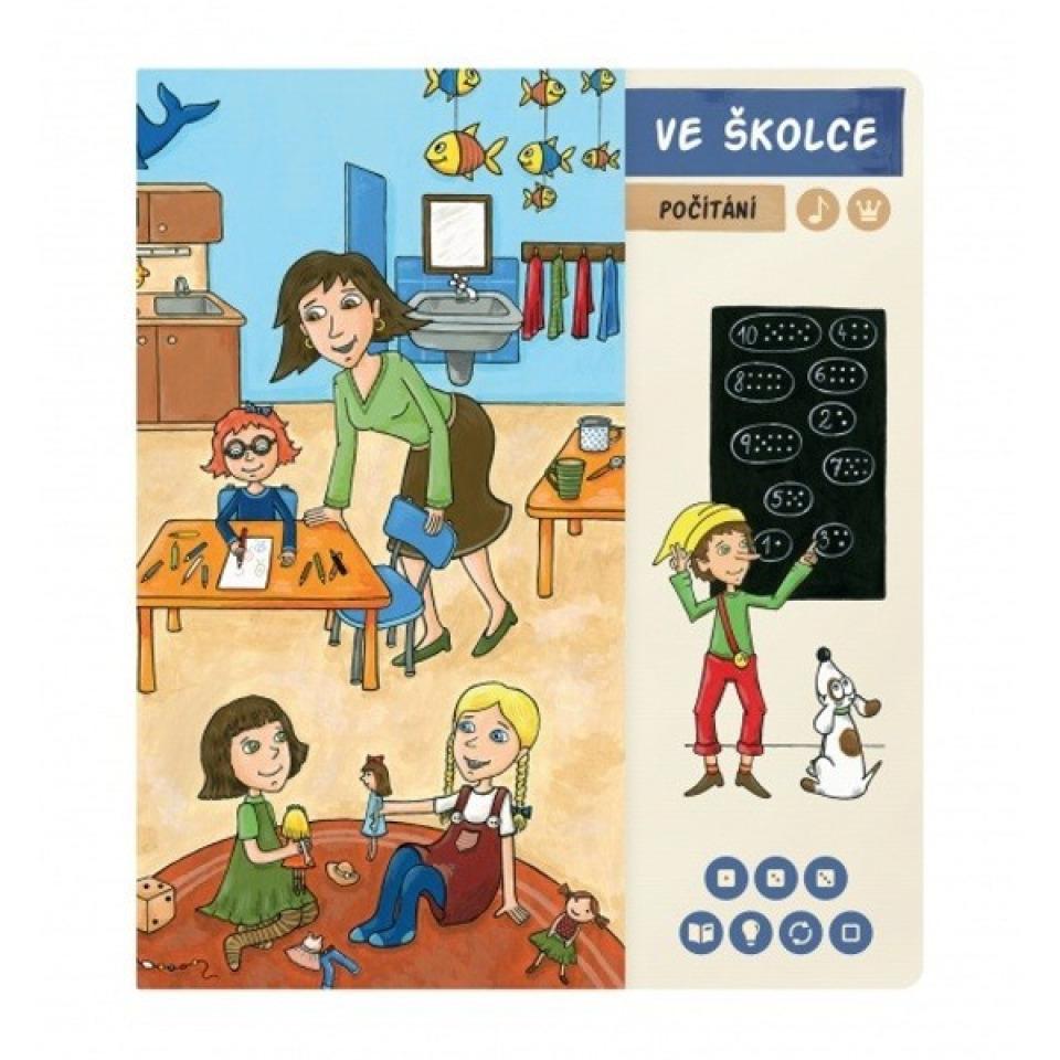 Obrázek 1 produktu Albi Kouzelné čtení Pohádkové učení