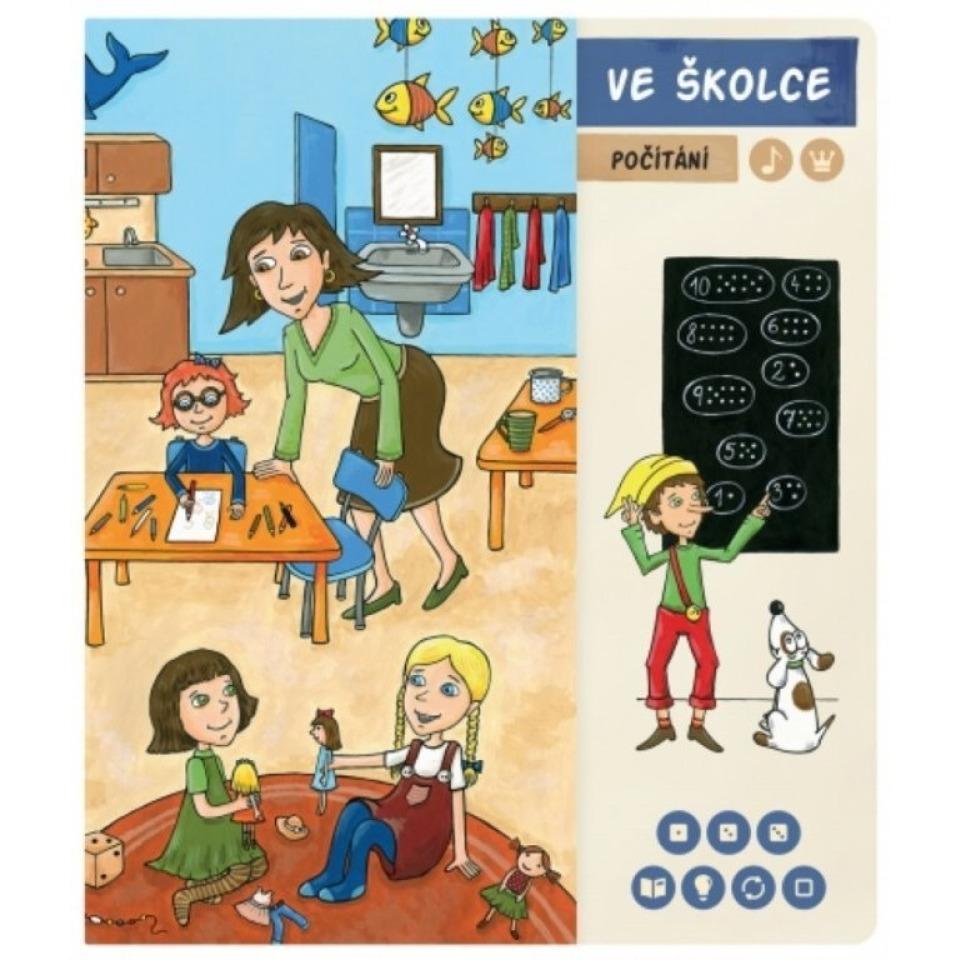 Obrázek 2 produktu Albi Kouzelné čtení Elektronická tužka s knihou Pohádkové učení