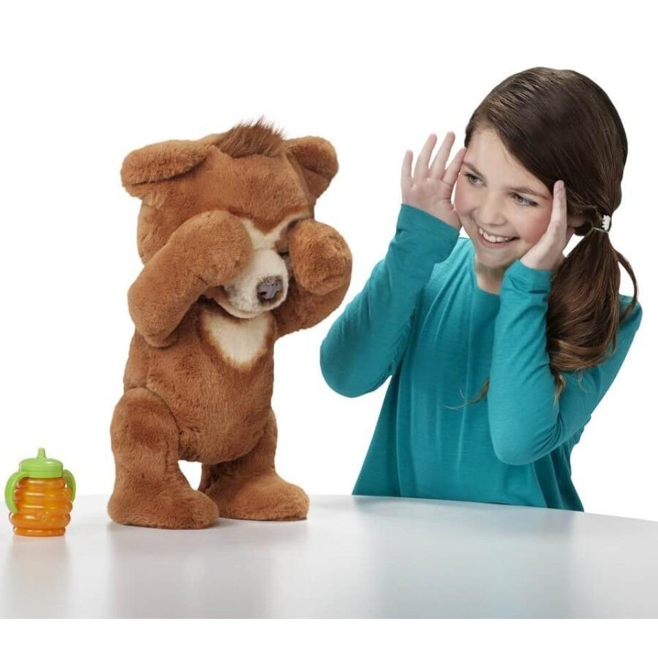 Obrázek 2 produktu FurReal Friends BLUEBERRY medvěd, Hasbro E4591