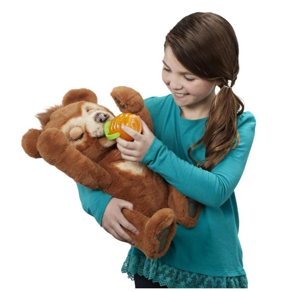 Obrázek 3 produktu FurReal Friends BLUEBERRY medvěd, Hasbro E4591