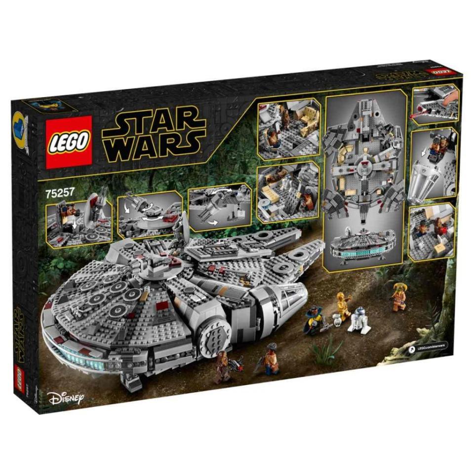 Obrázek 1 produktu LEGO Star Wars 75257 Millennium Falcon™