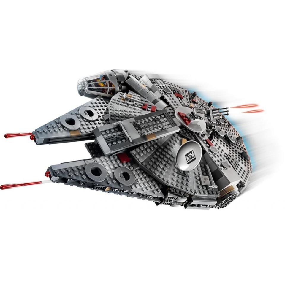 Obrázek 3 produktu LEGO Star Wars 75257 Millennium Falcon™