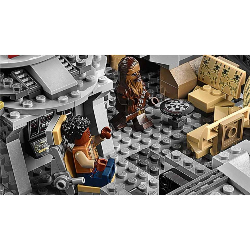 Obrázek 4 produktu LEGO Star Wars 75257 Millennium Falcon™