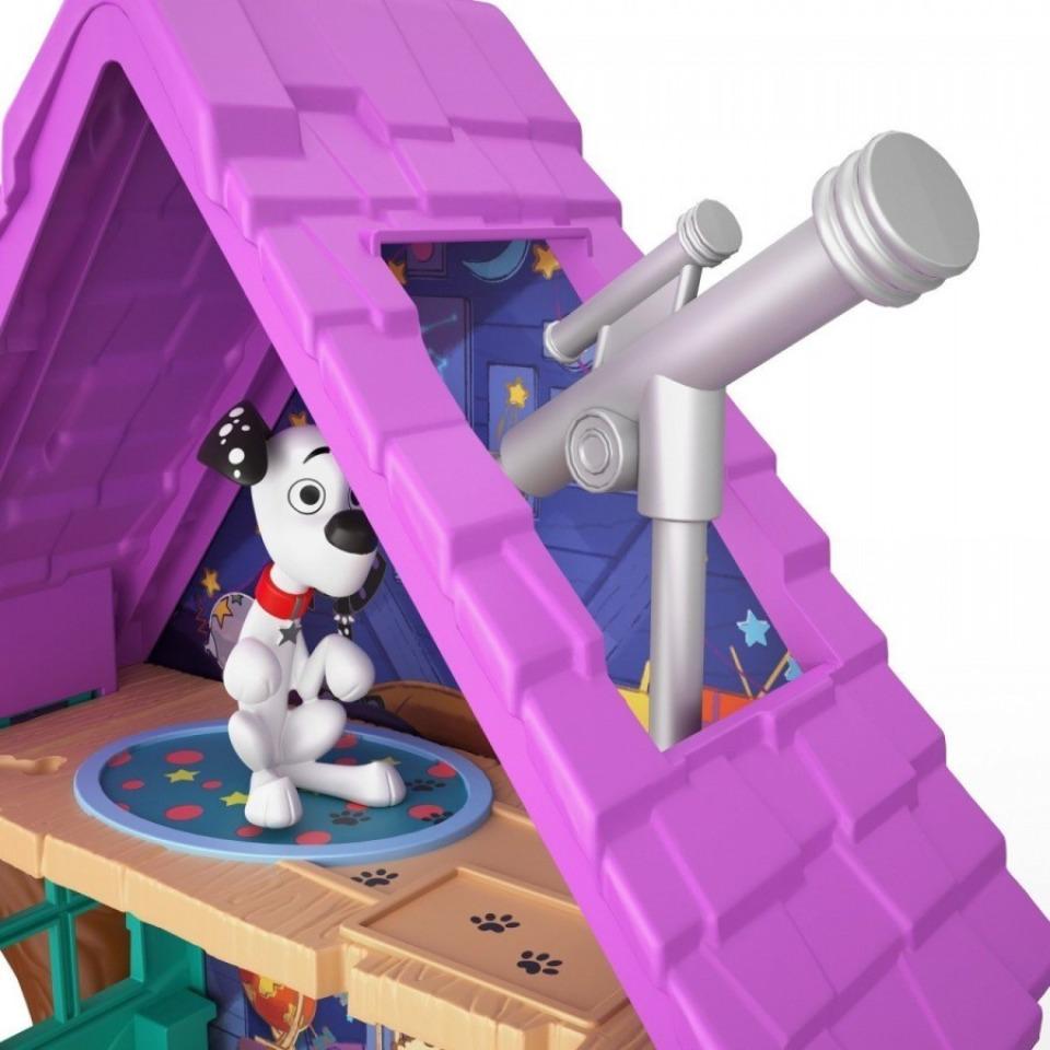 Obrázek 3 produktu 101 Dalmatinů, Dylanův dům na stromě, Mattel GDL88